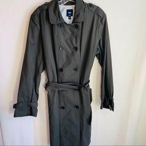 Gap long trench coat